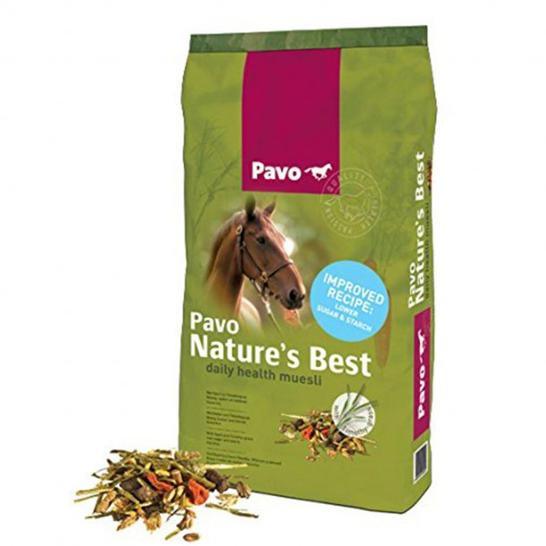 Pavo Nature´s Best