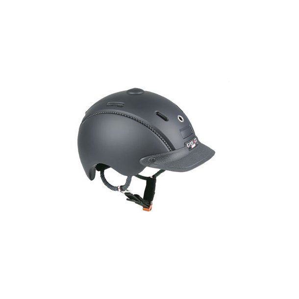 CASCO Sort ridehjem