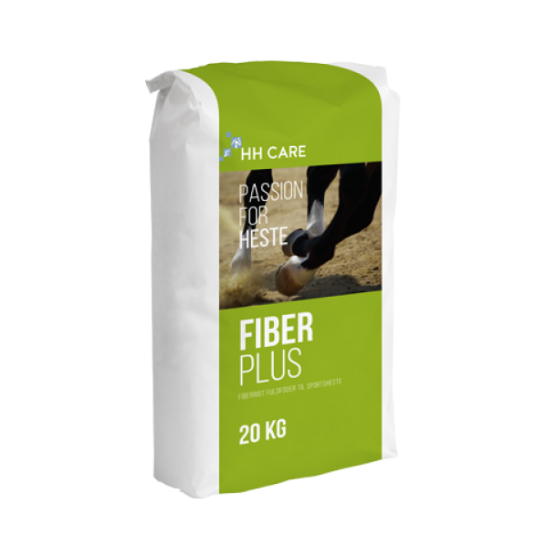 HH Care Fiber Plus 20kg. 10mm. pille - Leveret på Amager