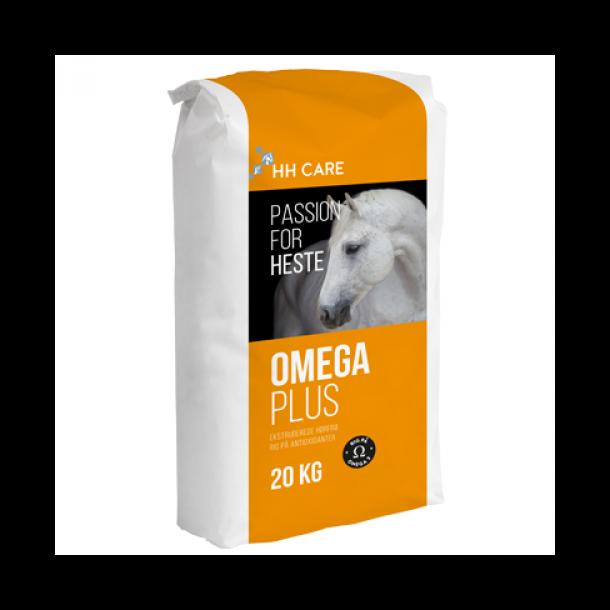 HH Care Omega Plus 20kg. - Leveret på Amager