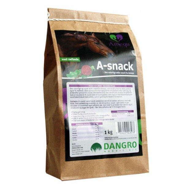 A-Snack fra Amequ Rødbede